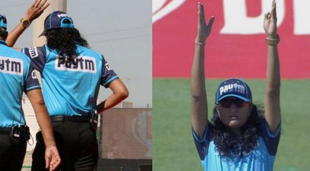 Is this EPL umpire female or male?