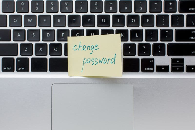 The importance of a good password for online security and privacy