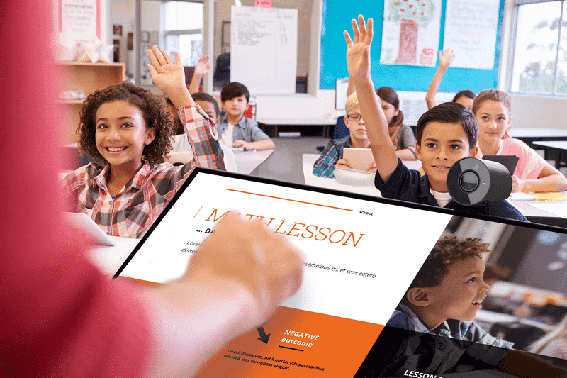 benefits of interactive displays in the classroom